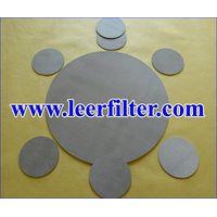 Multilayer Sintered Filter Disc thumbnail image