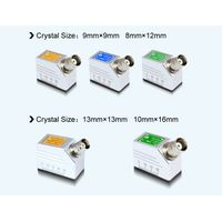Ultrasonic transducer 1 mhz to 15mhz ultrasonic probe high freqency angle probe thumbnail image