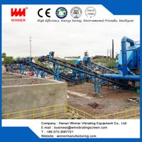 Construction waste disposal and management system