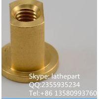 China Factory brass flat non-standard nut