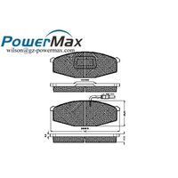 auto spare parts / brake pad / NISSAN / OE:41060-P9690