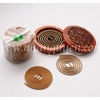Incense coil - Products from pure Agarwood / Oud with fragrance for Worship, Religion, Meditation, R