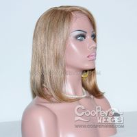 Cooper Wigs HD Lace Front Wigs 8-30 Inch Brazilian Virgin Remy Human Hair thumbnail image