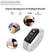 Hua&Chao bluetooth watch sport watch bluetooth bracelet gps watch smart watch pcba