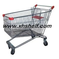 Supermarket cart (XH-RU) thumbnail image