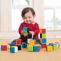 The amazing build-up blocks: Sensory Press and Stay Sensory Blocks, toys, 3d toys, construction toys