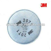 Particulate Filter 3M 2071 Safety Mask thumbnail image