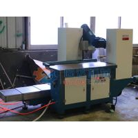 Trinity cutter chamfering machine