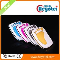 Foot shape 8800mah power bank