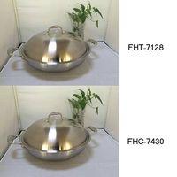 304Stainless steel pot-wok