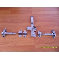 Truck body parts truck door locking gear