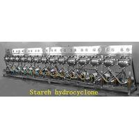 Starch hydrocyclone washing machine