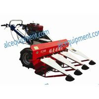Mini wheat and rice reaper/automatic wheat harvester machine/ wheat& rice reaper machine
