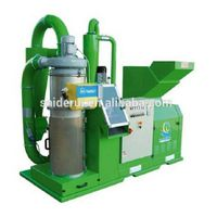 Automatic Mini Cable Granulator Scrap Copper Wire Recycling Machine