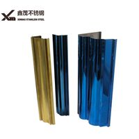 corner protection for mirrors stainless steel tile trim strip thumbnail image