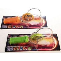 LED lighted up flashing magnetic gyro wheel whirly obit yoyo spinning top toy kids