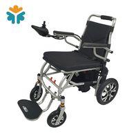 MoRelax D500 Lightweight Power Wheelchair Foldable thumbnail image
