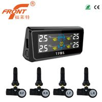 TPI08 Tire Pressure Monitoring System Solar Power TPMS