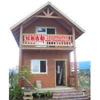 Supply Prefab House Wooden House Be Customized