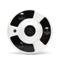 T1FA400 4MP AHD Smart IR Metal Fisheye Camera