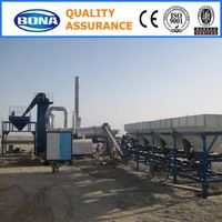 40t/hr hot mix LB500 asphalt batching plant for sale