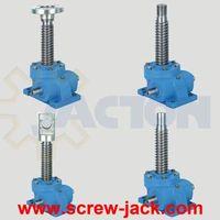 screw hoist, gear jack,screw gear lifts,   jack screw gearbox,gear driven screw jack,jack screw keye thumbnail image