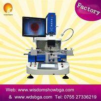 No. 1 sales WDS-620 automatic mobile phone ic chip repair machine , auto BGA rework devices