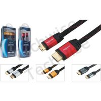 Multimedia cable HDMI male-male cable thumbnail image