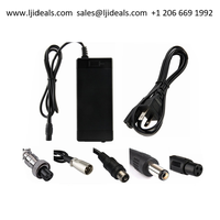 www.Ljideals.com li-ion Battery charger lead acid battery power charger for Motorcycle