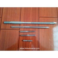 non-standards stainless steel double head bolts