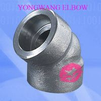 socket elbow 45 degree