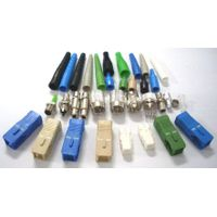 Optical Fiber Connectors (SC, FC, LC/APC, UPC)