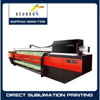KEUNDO SUPRAQ 3200-TX12 Grand Format Dye Sublimation System