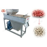 Roasted Peanut Dry Peeling Machine With Factory Price