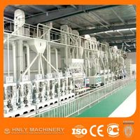 wheat mill machine/ wheat flour milling plant in the flour production line