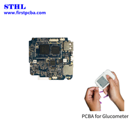 PCBA factory customized assembly and manufacturer high quality pcba circuit board