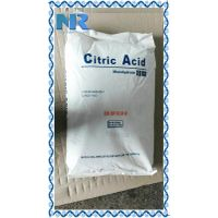 Food Grade Citric Acid Anhydrous and Citric Acid Monohydrate Food Additives