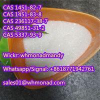 100% Safe Shipment C10h11bro 2-Bromo-4-Methylpropiophenone 1451-82-7