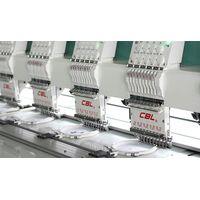 CBL flat and shirt computerized embroidery machine