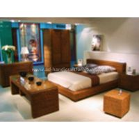 Water Hyacinth Bedroom Set