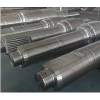 big Shaft Forging,forged round steel