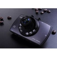 2014 new car dvr 2.7inch TFT 800MP full HD auto recorder mini dvr camera with G sensor and motion de