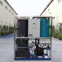 edible tube ice machine 10T daily capacity