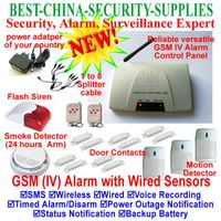 Gsm SMS Wireless Alarm System,gsm wireless alarm ,wireless alarm system, wireless security alarm, in thumbnail image