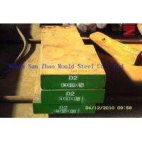 D2/1.2379 could work die steel