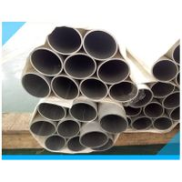 Oval Aluminum Pipe Tube Fitting