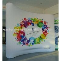 8ft Tension Fabric Display Stand thumbnail image