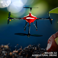 WELKIN-A2 Quadrocopter Pesticide Sprayer Agriculture Drone thumbnail image