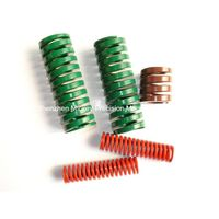 Wholesale High Quality Compression Coil Springs for Press Die Components and Plastic Injection Mold