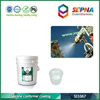 Solvent Free Silicone Conformal Coating SI1067